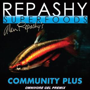 Adroit Repashy Communautaire Plus-tropical Fish Food-tout Aquatique-afficher Le Titre D'origine