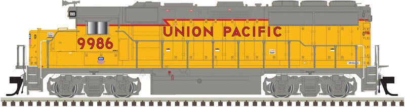 Traccia h0-Atlas DIESEL EMD gp40-2 Union Pacific con loksound - 10002598 NUOVO