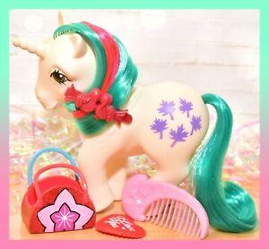 ❤️My Little Pony MLP G1 Vtg Gusty Unicorn Movie Star EURO UK Comb Nirvana❤️