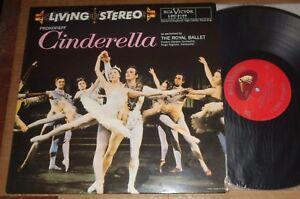 Hugo-Rignold-PROKOFIEFF-Cinderella-Classic-Records-RCA-LSC-2135