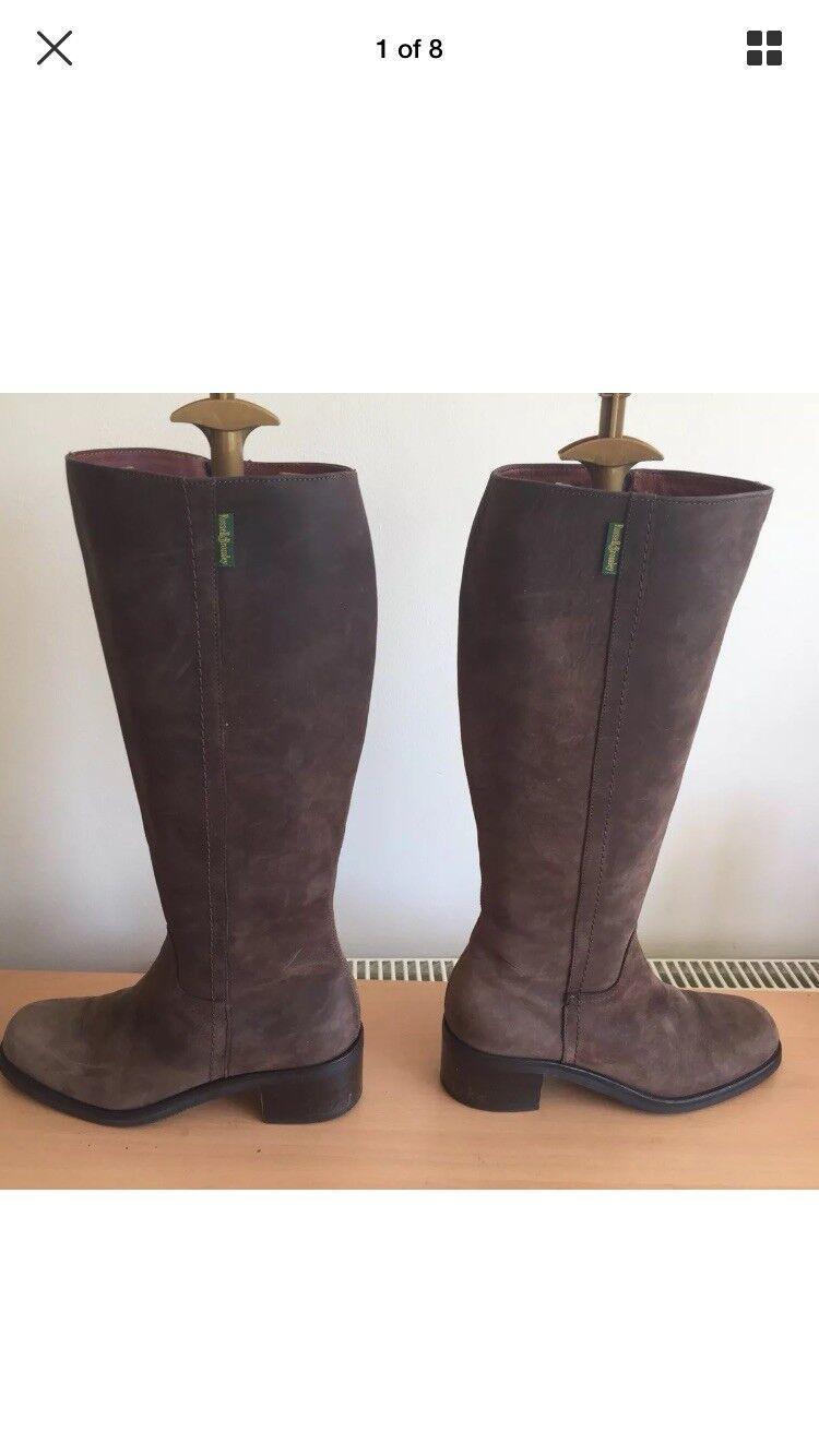 vendita all'ingrosso Russell and Bromley 40, Stivali Stivali Stivali Marrone, Usato bene  il più recente