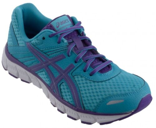 Womens asics Gel Zaraca Running Jogging Fitness Exercise Shoes Trainers Size 10