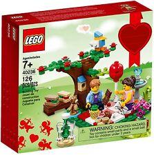 LEGO® Seasonal 40236 Romantisches Valentinspicknick _Romantic Valentine Picnic