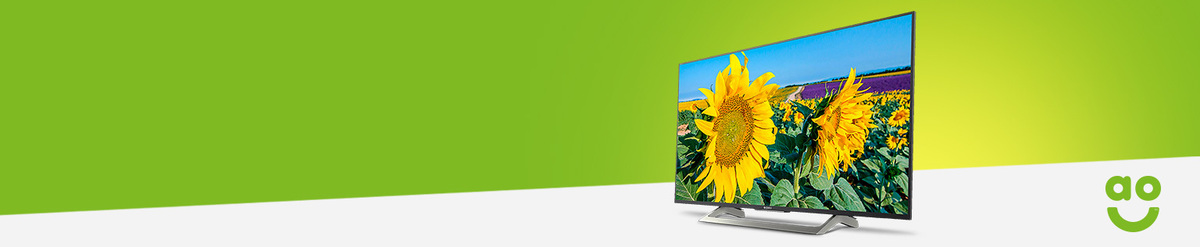 Shop event Pass the Popcorn! Large Screen TVs from £549.