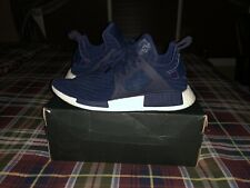 half off 60d17 6fc48 adidas Originals NMD XR1 Collegiate Navy Shoes Mens Size 9 Running Sneakers