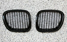 Black GLOSSY finish front grill kidney grille for BMW Z3 Roadster Coupe 95-02