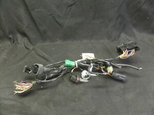 s l300 2006 suzuki gsx1300r wiring harness pigtail fuse box relays ebay 1300R Kawasakigsx at panicattacktreatment.co