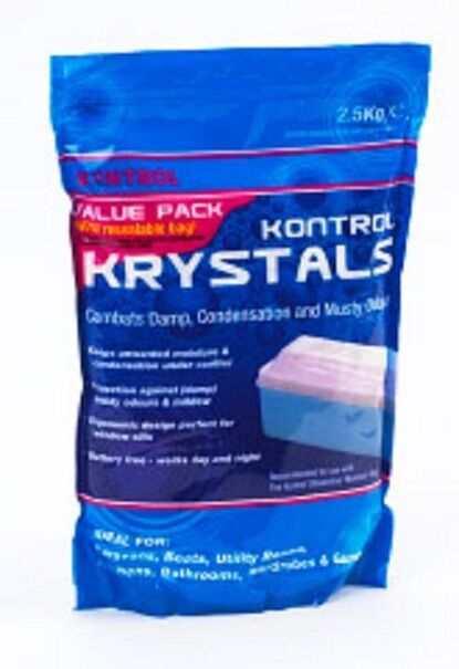 12 x UHU® Dehumidifier Refill Bag Portable Moisture Damp Mould Absorber 600g