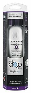 EveryDrop EDR1RXD1 Whirlpool W10295370A Ice and Water Refrigerator Filter
