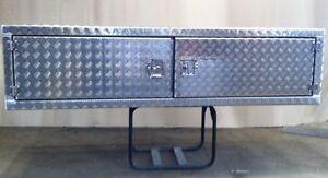 Aluminium-underbody-chassis-storage-truck-box-recovery-strap-tool-vault