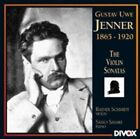 Gustav Uwe Jenner: The Violin Sonatas (CD, Aug-2003, Divox)