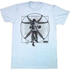 Rocky Tall T-Shirt Win Rocky Win Gray Heather Tee