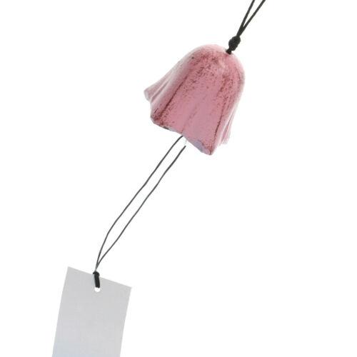 Metall Outdoor Home Garden Decor hängen Windspiel Maskottchen Glocke
