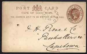 CAPE-OF-GOOD-HOPE-13971-23-used-COLESBERG-postmark-card