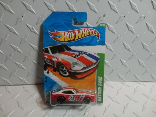 2011 Hot Wheels Treasure Hunt #62 Red Datsun 240Z