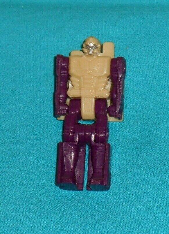 Original G1 Transformers SCORPONOK HEADMASTER LORD ZARAK part