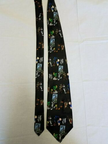 1997 Loony Toon Stamp Collection Tie
