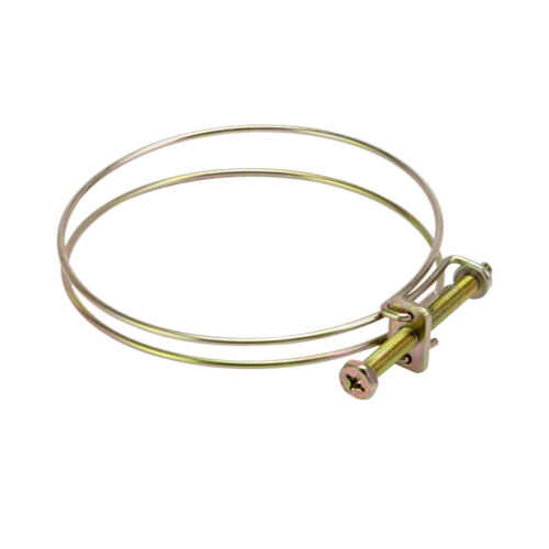 """Hose Clamp 4/"""" Wire"""