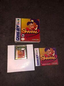 Shantae-gameboy-color-very-rare