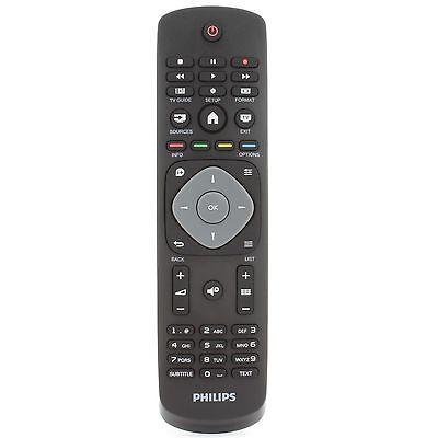 5342e7cb7 Genuine Philips Remote Control For 24PFS5231 24PFS5231/12 24