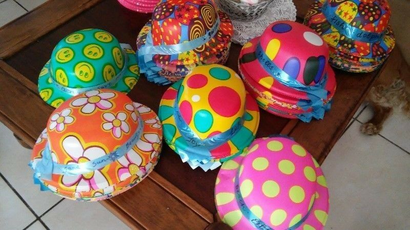 Fun party hats for kids and adults