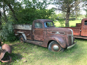 1941 ford 1 ton sask fresh