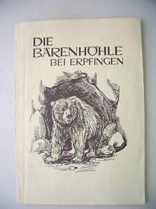 Die Bärenhöhle bei Erpfingen 1976 - Eggenstein-Leopoldshafen, Deutschland - Die Bärenhöhle bei Erpfingen 1976 - Eggenstein-Leopoldshafen, Deutschland
