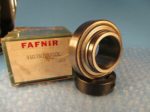 Fafnir 1107KRR, 1107KRR COL, 1107 KRR,  Wide Inner Ring Ball Bearing
