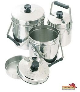 Stainless-Steel-Billy-Kettle-12cm-1-5Lt-14cm-2Lt-16cm-3Lt-Camping-Cooking
