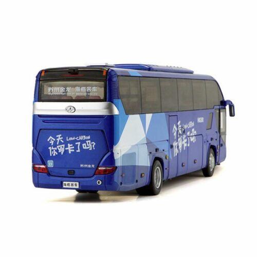 Details about  /1:42 CHINA Golden Dragon Higer KLQ6125B H92 BUS