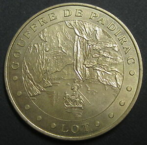 monnaie de paris gouffre de padirac
