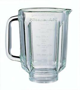 Kitchenaid Spare Glass Jug For Blender 5ksb52 Ebay