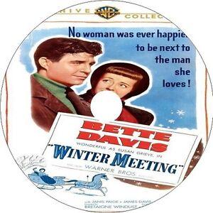 Winter-Meeting-DVD-Bette-Davis-Jim-Davis-Janis-Paige-Rare-1948
