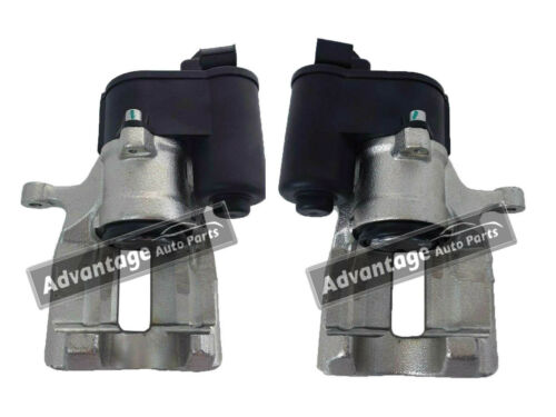 FOR VOLVO S60//80 V60//70 XC60//70 REAR RIGHT /& LEFT ELECTRIC BRAKE CALIPERS PAIR