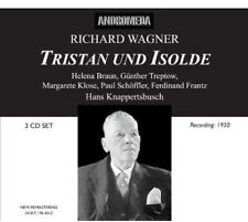 Hans Knappertsbusch - Tristan & Isolde [New CD]