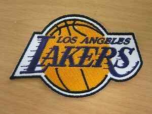 Nba los angeles la lakers logo embroidered iron on patch high image is loading nba los angeles la lakers logo embroidered iron voltagebd Image collections