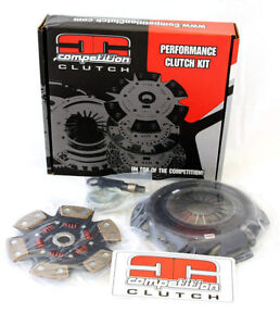 HONDA S2000 AP1 F20C STAGE 4 CERAMIC PADDLE COMPETITION CLUTCH KIT Z0835