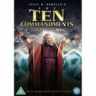 The Ten Commandments (DVD, 2013, 2-Disc Set)