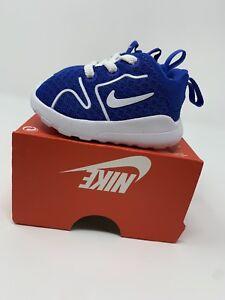 best service 46e21 2ed84 Image is loading BABY-BOYS-Nike-Kaishi-2-0-Shoes-Blue-