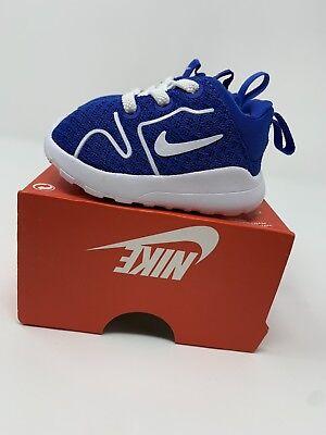 Details about TODDLER BOYS: Nike Air Max Command Flex Shoes, Blue Size 4C 844348 400