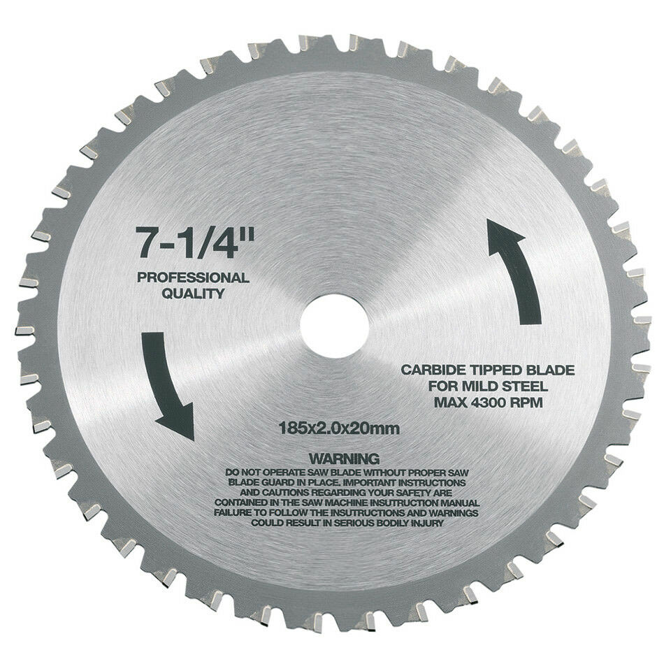 FLEX 185mm HM Sägeblatt für Stahl 312.304 zu Metall Kreissäge CSM 4060 312304