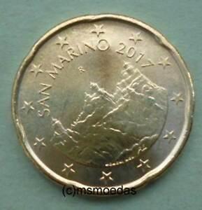 San Marino 10 Cent 20 Oder 50 Euro Cent Münze Jahr Nominal Wahl