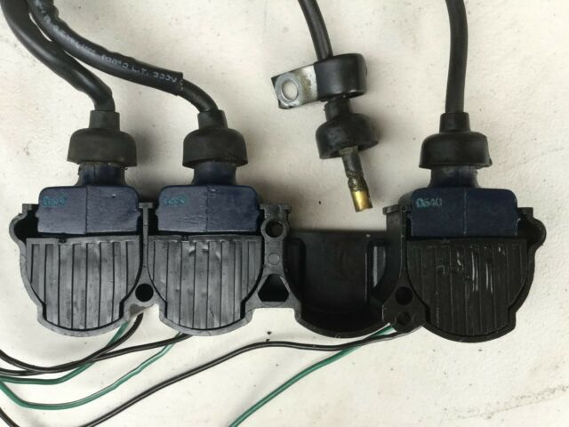 1989 MERCURY 115hp Ignition COIL ASSEMBLY 7370A13