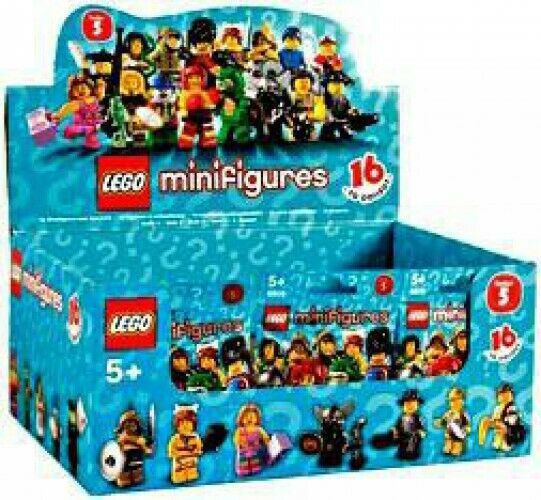 Lego minifigures series 5 Mystery  Mini Blind Box  haute qualité