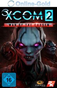 XCOM 2 II War of the Chosen Key - STEAM Download Code - PC DLC Add-on [DE][EU]