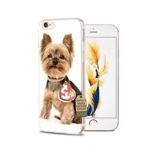 Yorkshire-Terrier-Perro-Cachorro-Yorkie-Case-Iphone-5-6-6S-7-8-PLUS-X-Xr-Xs-Max