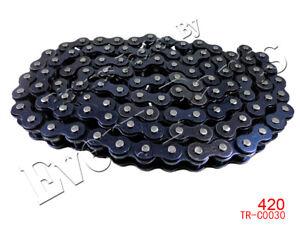 420H 110 Link Chain For 110 125 Chinese Dirt Pit Bike Quad TaoTao SUNL Honda ATV