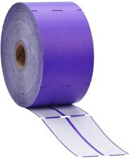 Direct Thermal Consignment Style Tags Violet Color