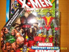 Marvel's Greatest Battles Comic 2 Packs Colossus & Juggernaut Marvel UniverseMOC