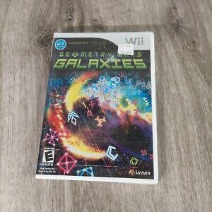Geometry Wars: Galaxies Wii Game New Sealed
